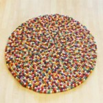 100 cm Diameter Multi Cloors